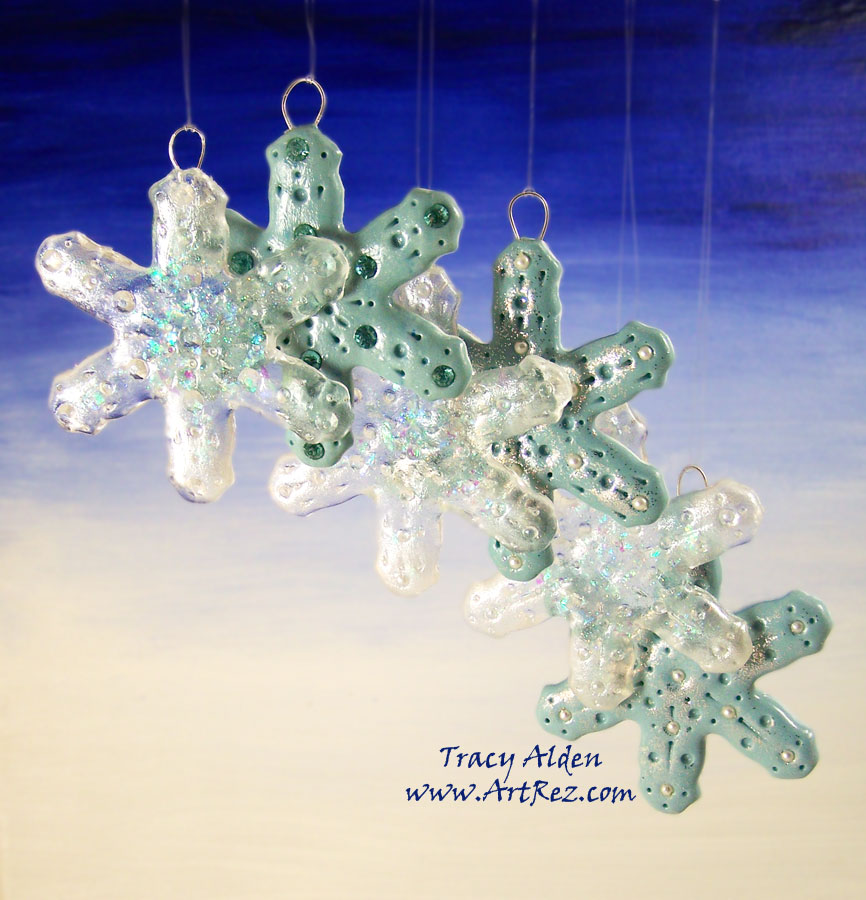 ArtResurrected-Polymer-Clay-Snowflake-Tracy-Alden-10
