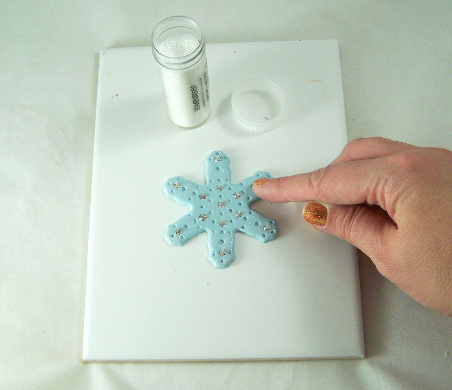 ArtResurrected-Polymer-Clay-Snowflake-Tracy-Alden-7