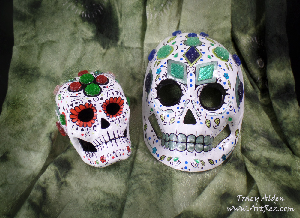 ArtResurrected-Day-of-the-Dead-Paper-Mask-Tracy-Alden-10