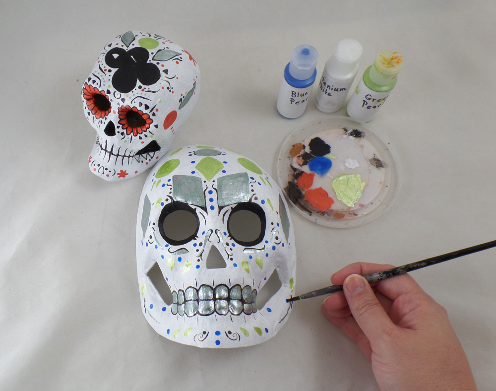 ArtResurrected-Day-of-the-Dead-Paper-Mask-Tracy-Alden-6