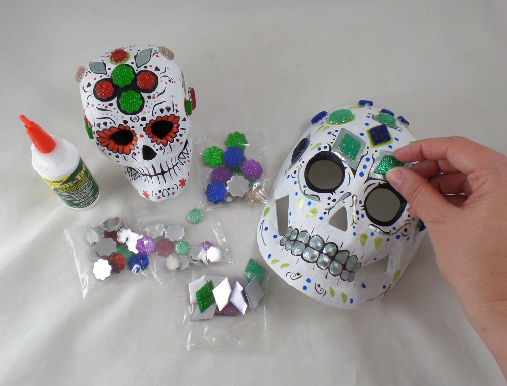 ArtResurrected-Day-of-the-Dead-Paper-Mask-Tracy-Alden-7