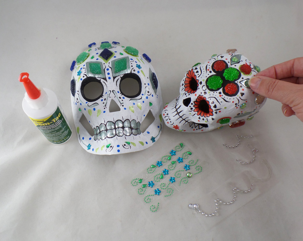 ArtResurrected-Day-of-the-Dead-Paper-Mask-Tracy-Alden-8